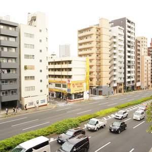 藤和高輪台コープ(4階,3990万円)のお部屋からの眺望