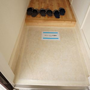 コスモ上馬(2階,4080万円)のお部屋の玄関