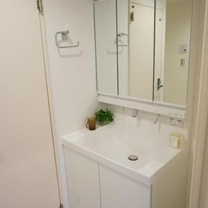 コスモ上馬(2階,)の化粧室・脱衣所・洗面室