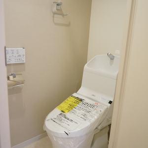 コスモ上馬(2階,4080万円)のトイレ