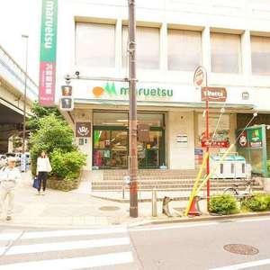 コスモ上馬の周辺の食品スーパー、コンビニなどのお買い物