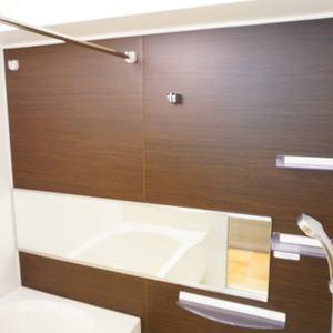エクラン大森北(2階,4290万円)の浴室・お風呂