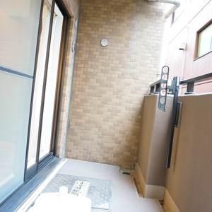 エクラン大森北(2階,4290万円)のバルコニー