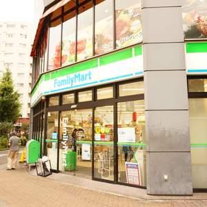 エクラン大森北の周辺の食品スーパー、コンビニなどのお買い物