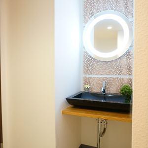 グローリー日本橋(7階,2780万円)の化粧室・脱衣所・洗面室
