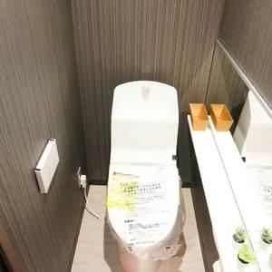 グローリー日本橋(7階,)のトイレ