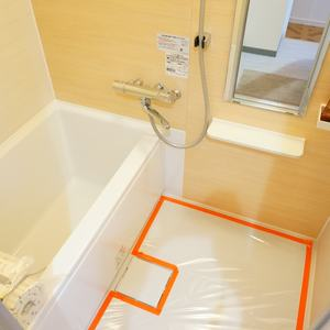 グローリー日本橋(7階,)の浴室・お風呂