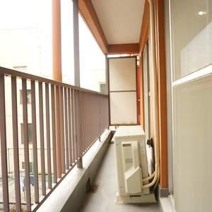 グローリー日本橋(7階,2780万円)のバルコニー