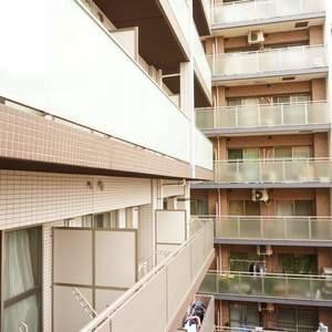 グローリー日本橋(7階,2780万円)のお部屋からの眺望
