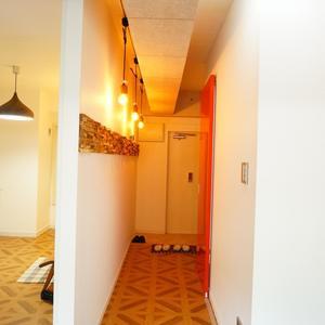 グローリー日本橋(7階,2780万円)のお部屋の廊下