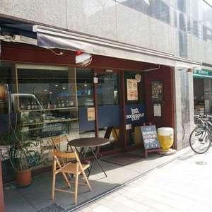 グローリー日本橋のカフェ