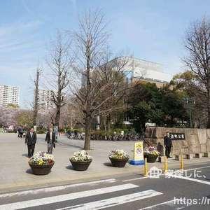 グローリー日本橋の近くの公園・緑地