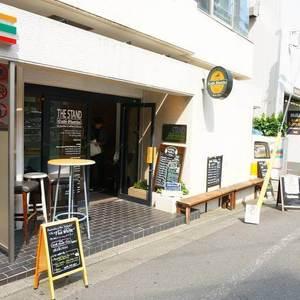 秀和第2神宮レジデンスのカフェ
