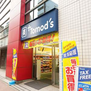 ディオレ西新宿の周辺の食品スーパー、コンビニなどのお買い物