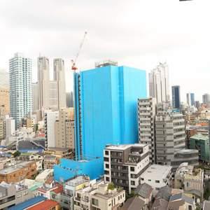 ディオレ西新宿(12階,6980万円)のお部屋からの眺望
