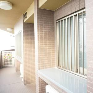 ディオレ西新宿(12階,6980万円)のフロア廊下