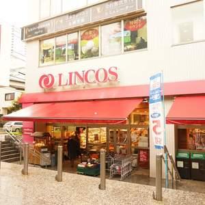 マンション高輪苑の周辺の食品スーパー、コンビニなどのお買い物