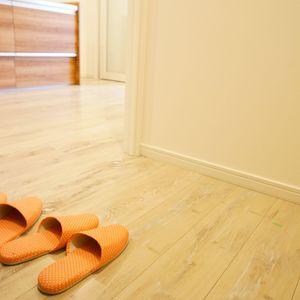 中銀高輪マンシオン(13階,2880万円)のお部屋の廊下