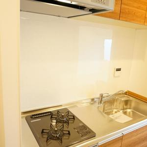 中銀高輪マンシオン(13階,)のキッチン
