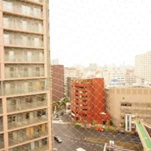 中銀高輪マンシオン(13階,2880万円)のお部屋からの眺望