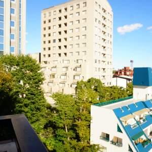 マンション広尾台のお部屋からの眺望