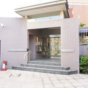 東急ドエルアルス小石川のマンションの入口・エントランス