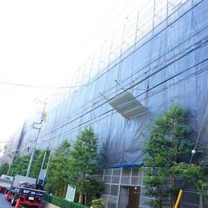 小石川ザレジデンスイーストスクエアの外観