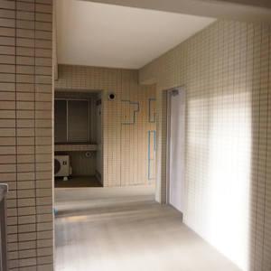 小石川ザレジデンスイーストスクエア(2階,)のフロア廊下(エレベーター降りてからお部屋まで)