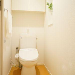小石川ザレジデンスイーストスクエア(2階,)のトイレ