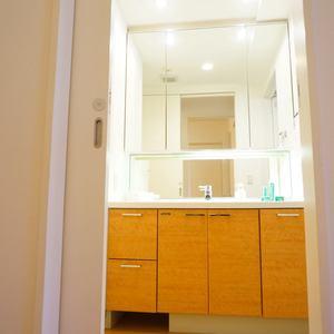 小石川ザレジデンスイーストスクエア(2階,)の化粧室・脱衣所・洗面室
