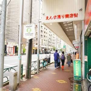 小石川ザレジデンスイーストスクエアの最寄りの駅周辺・街の様子