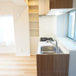 ファミネス小石川(4階,)のキッチン