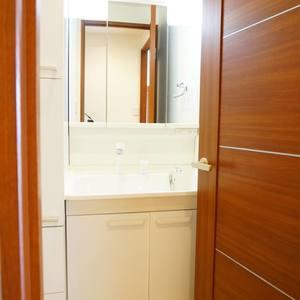 朝日中目黒マンション(12階,)の化粧室・脱衣所・洗面室