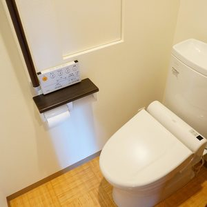 朝日中目黒マンション(12階,)のトイレ