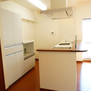 朝日中目黒マンション(12階,4490万円)のキッチン