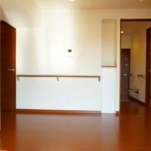 朝日中目黒マンション(12階,4490万円)のリビング・ダイニング