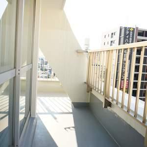 朝日中目黒マンション(12階,)のバルコニー