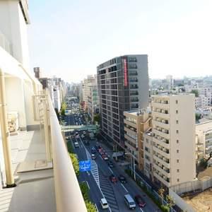 朝日中目黒マンション(12階,)のお部屋からの眺望
