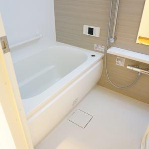 朝日中目黒マンション(12階,4490万円)の浴室・お風呂