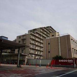 飯田橋第一パークファミリアの外観
