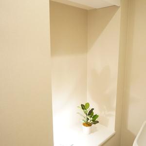エステート猿江3号棟(4階,3499万円)のトイレ