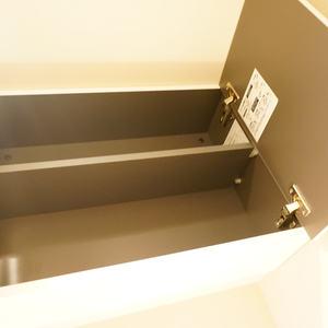 エステート猿江3号棟(4階,)のトイレ