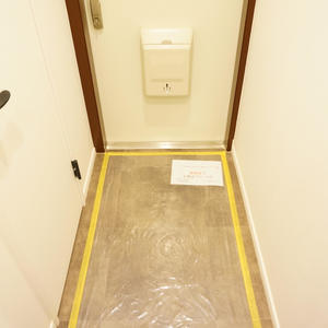東急ドエルアルス石川台B棟(4階,)のお部屋の玄関