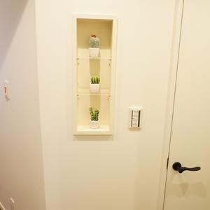 東急ドエルアルス石川台B棟(4階,)のお部屋の廊下