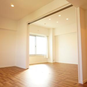 東急ドエルアルス石川台B棟(4階,2790万円)のリビング・ダイニング