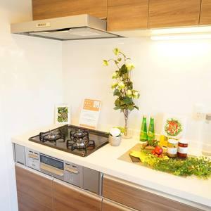 東急ドエルアルス石川台B棟(4階,)のキッチン