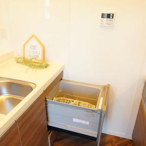 東急ドエルアルス石川台B棟(4階,2790万円)のキッチン