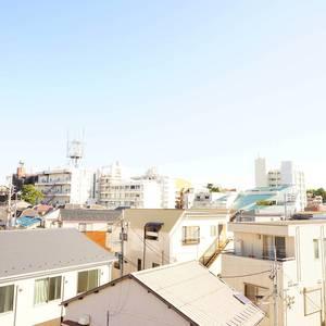 東急ドエルアルス石川台B棟(4階,)のお部屋からの眺望