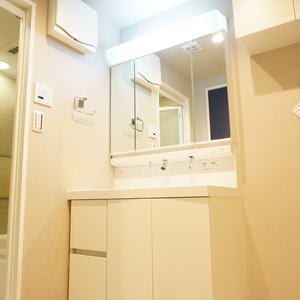 東急ドエルアルス石川台B棟(4階,)の化粧室・脱衣所・洗面室