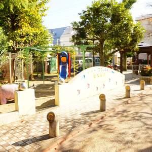 東急ドエルアルス石川台B棟の近くの公園・緑地